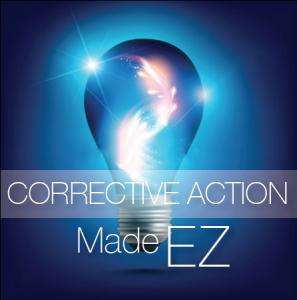 Corrective Action Icon