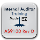 Internal Auditing AS9100 Rev D